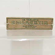SALE CIBA Old Drugstore or Pharmacy Product