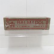 SALE Balmadol S. C. Adams Co. Old Drugstore Pharmacy Item