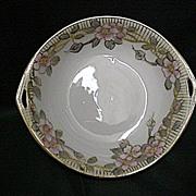 SALE Nippon  Porcelain Serving Dish $27 Art  Nouveau