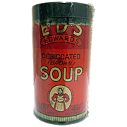 SALE Edwards Soup Tin