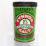 SALE Fynnon Salt Famous Saline Treatment Tin with Contents