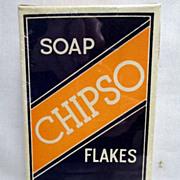 SALE CHIPSO Flakes Soap Box