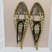 SOLD Snowshoes Childs Pair