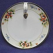 SALE Nippon Porcelain Pickle or Lemon Dish $39
