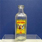 SALE Doctor Lynas Hair Pomade Glass Bottle