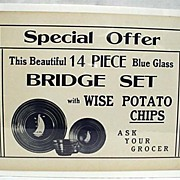 SALE Advertising Sign For Wise Potato Chips 50%OFF