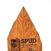 SALE SPUD Cigarettes Needle Book Sharp Set