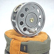 SALE Fly Fishing Reel Mint Restored With Reel Case