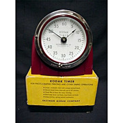 SALE KODAK Photograph Processing Timer in Original Box
