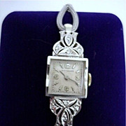 SALE Ladies Wrist Watch Wittnauer