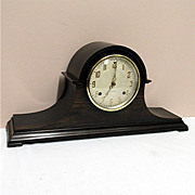 SALE Antique New Haven Mantle Clock Completely Restored 100% Original