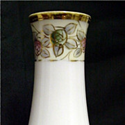 REDUCED Nippon Porcelain Hatpin Holder for Hat Pin