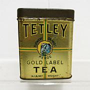 SALE Tetley Tea Advertising Tin 50% OFF