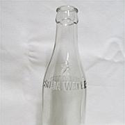 REDUCED Coca Cola Bottle Circa 1900-1915