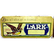 SALE Lark Wood Advertising Sign
