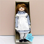 SALE Dynasty Bisque Doll Chubby Doll Model in Original Box