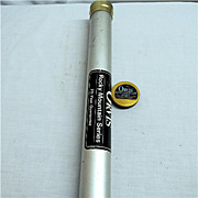 "SOLD Orvis Metal Fly Rod Tube Only 56"" Long"