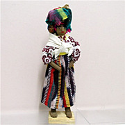 SALE Guatemalan Native Doll