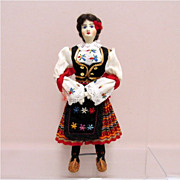 SALE Collectible Souvenir Doll