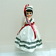 SALE Miss Greece Souvenir Doll