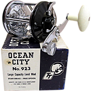 SALE Ocean City Fishing Reel For Trolling MINT in Box