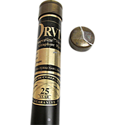 "SALE 52 1/2"" long Orvis Super Fine Rod Tube"