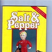 SALE Book Salt and Pepper Shakers Identification Values