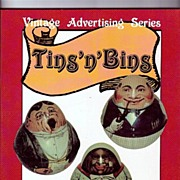 SALE Tins n Bins by Robert W. & Harriett Swedberg