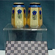 SALE Salt and Pepper Shaker Set Mint in Original Box