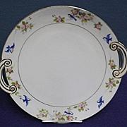 SALE Nippon Porcelain Cake Set    Service for 6