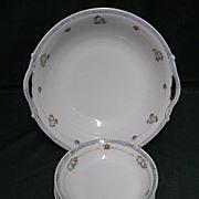 SALE Salad Set Nippon Porcelain Service for Six