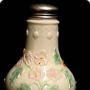 REDUCED Sugar Shaker Antique American Glass 1896