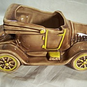 SALE McCoy Pottery Co. Car planter