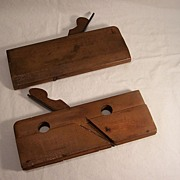 SALE Two Ohio Tool Co. Wood Planes, Woodworking tools