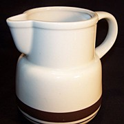 SALE McCoy Country Kitchen Milk Pitcher