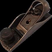 SALE Stanley No. 220, Type 1 Block Plane--Woodworking Tool