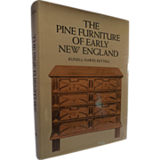 SALE The Pine Furniture of Early New England by Russell Hawes Kettell-Cloth Bound Hardcover ..