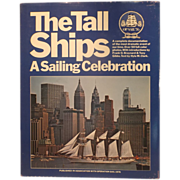 SALE The Tall Ships, A Sailing Celebration - Op Sail 1976 - Nautical Book