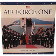 SALE Air Force One by Robert F. Dorr - Hardcover