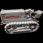 SALE Die Cast Ertl Caterpillar 2 Ton Crawler Tractor; 1/16 scale; NTTC Show, Iowa