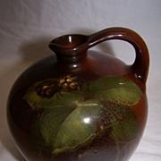 SOLD Weller Louwelsa Jug Vase--Art Pottery