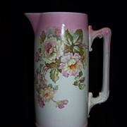 "SALE Semi Porcelain 12"" Tankard--Smith-Phillips China Co."