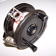 SALE Steelite No.1869 Casting Fishing Reel-- Australia--Exc Cond