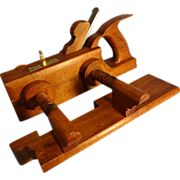 SALE Roxton Pond Tool Co. Plow Plane--Woodworking Tool