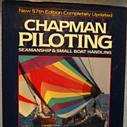 SALE Chapman Piloting. Seamanship & Small Boat Handling  by Elbert S. Maloney