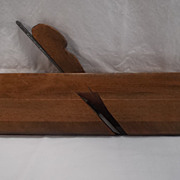 "SALE Roxton Pond  3/8"" Bead Plane by  A. Monty - Woodworking Tool"