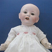 Nippon Bisque Baby Doll