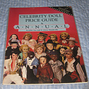 """Celebrity Doll Price Guide & Annual"