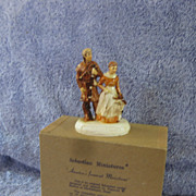 "Sebastian Miniatures  ""Colonial Watchman"""