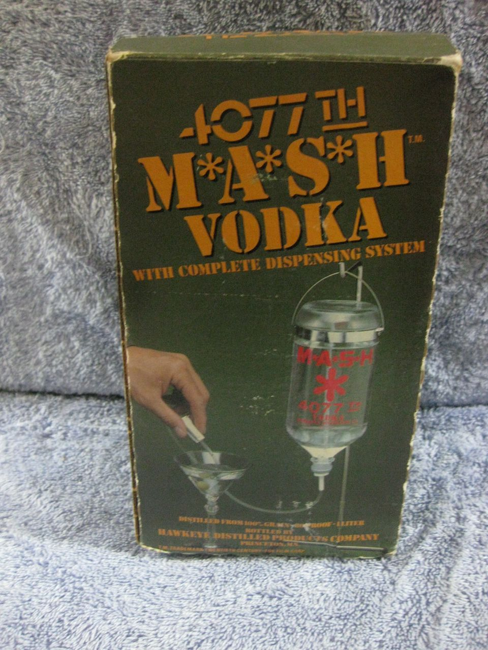 4077 Mash Dispensing System For Bar From Dustytreasure90
